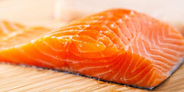 Еда для мозга. Рыба