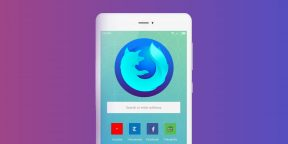 Firefox Rocket —реактивный мобильный браузер для Android