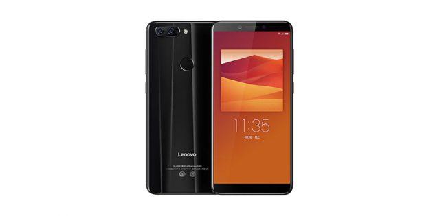 Китайские смартфоны. Lenovo K5