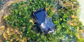 Обзор Poptel P9000 Max —крепкого смартфона для туризма и самообороны