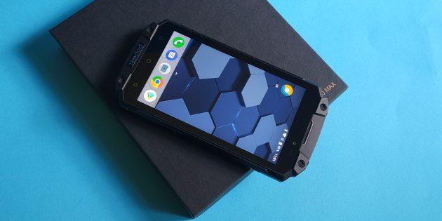 Защищенный смартфон Poptel P9000 Max: Итоги