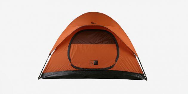 Большая палатка Nano Cure Tent