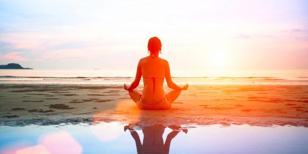 Как мыслить, чтобы получить пользу от медитации: советы буддийского монаха