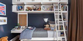 Как организовать хранение вещей в маленькой квартире