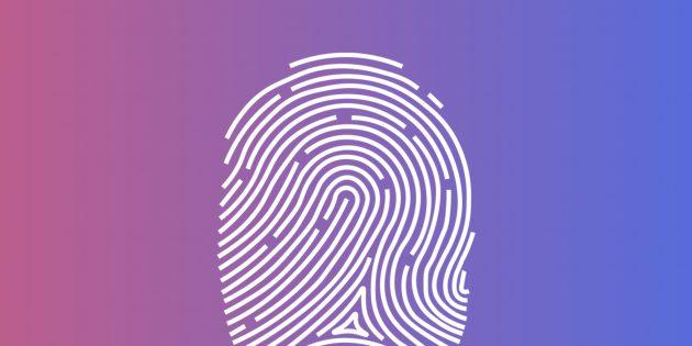 Как прокачать датчик отпечатка пальца без дополнительных программ