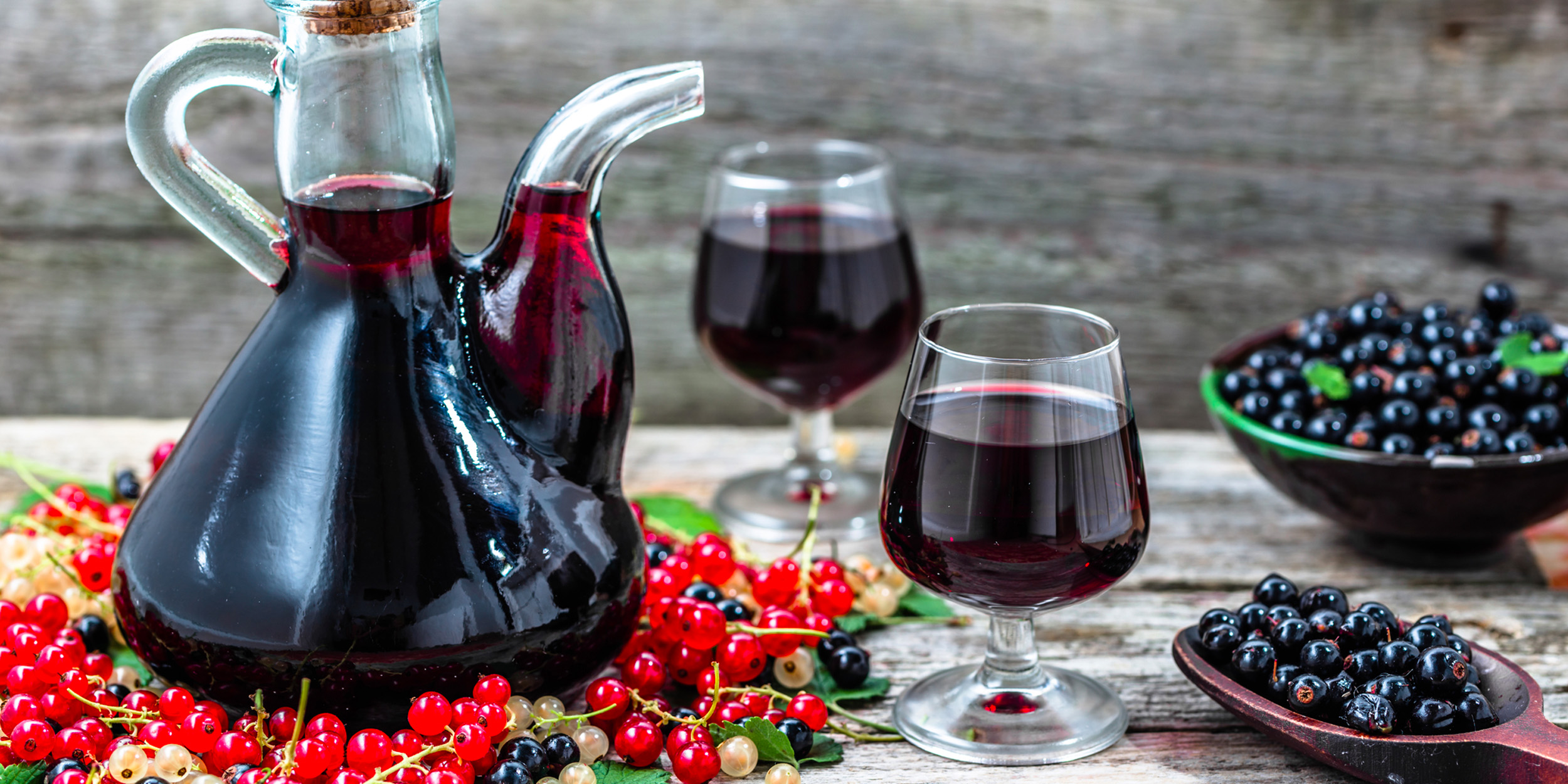 как делать домашнее вино из смородины