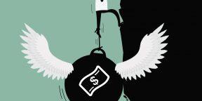 Как выплатить большой долг и не сойти с ума: 5 правил для предпринимателей