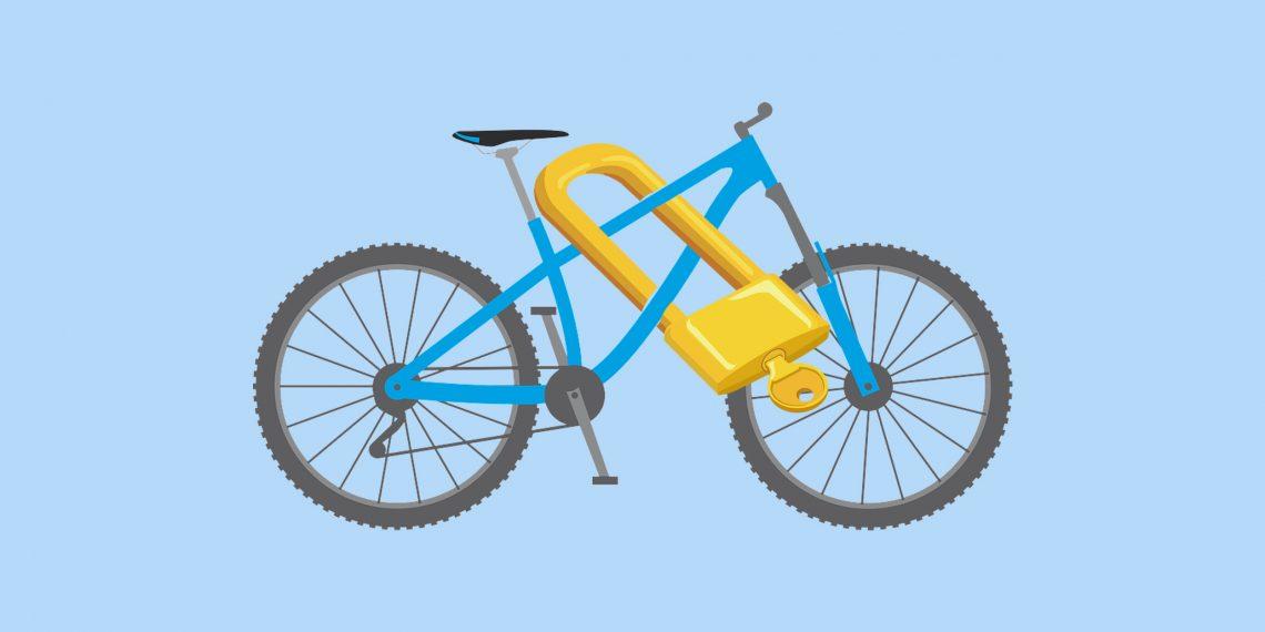 9147b0949634 Как защитить велосипед от кражи  9 простых советов - Лайфхакер