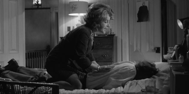 Чёрно-белые фильмы: Кто боится Вирджинии Вулф?