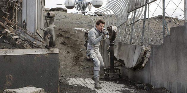 Фильмы с Томом Крузом: Обливион