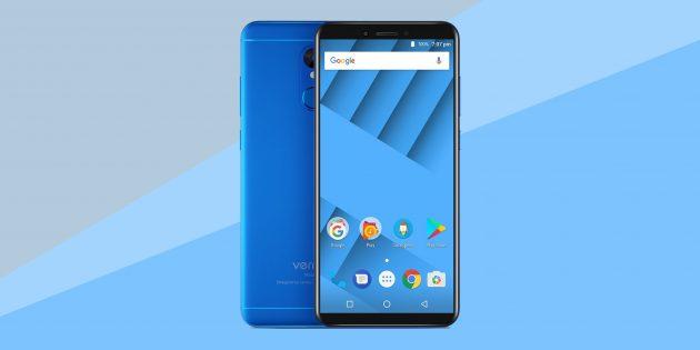 Обзор Vernee M6 — доступного смартфона с большим экраном и металлическим корпусом