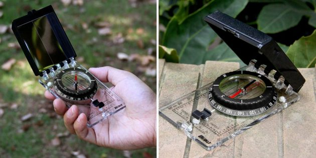 Что взять с собой в поход: компас