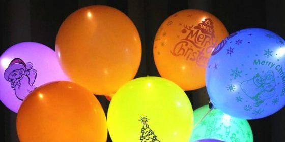 100крутых вещей дешевле 100рублей: подсветка для шаров