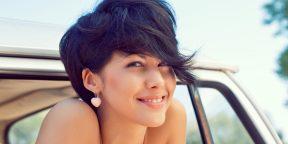 Секреты стойкой укладки волос летом