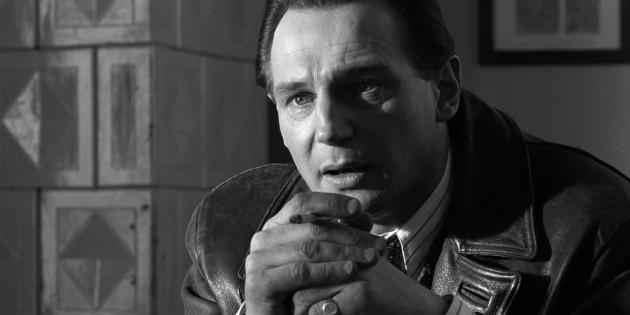 Чёрно-белые фильмы: Список Шиндлера