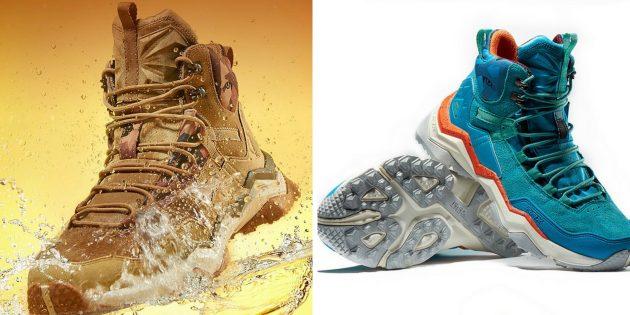 Что брать в поход: ботинки