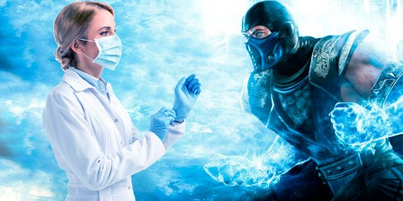 Защищает ли медицинская маска от простуды и гриппа
