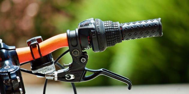 Как защитить велосипед. Установите самую низкую передачу