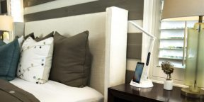 Штука дня: умная настольная лампа, которая заряжает ваши девайсы