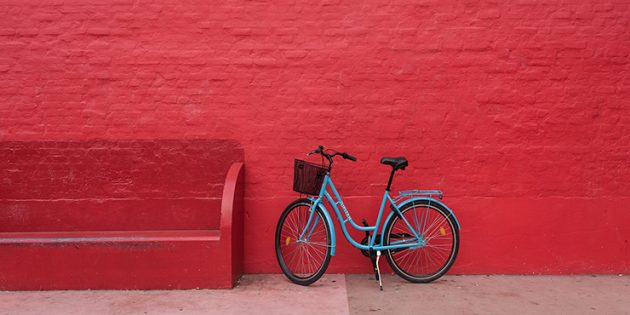 Как защитить велосипед. Не оставляйте велосипед непристёгнутым