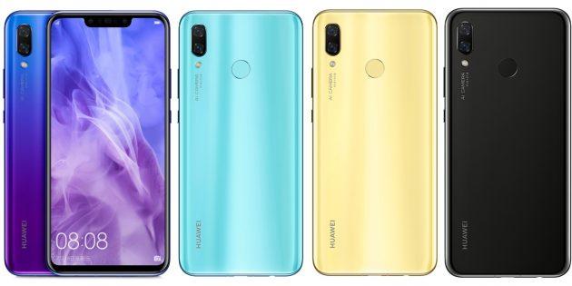 Huawei Nova3