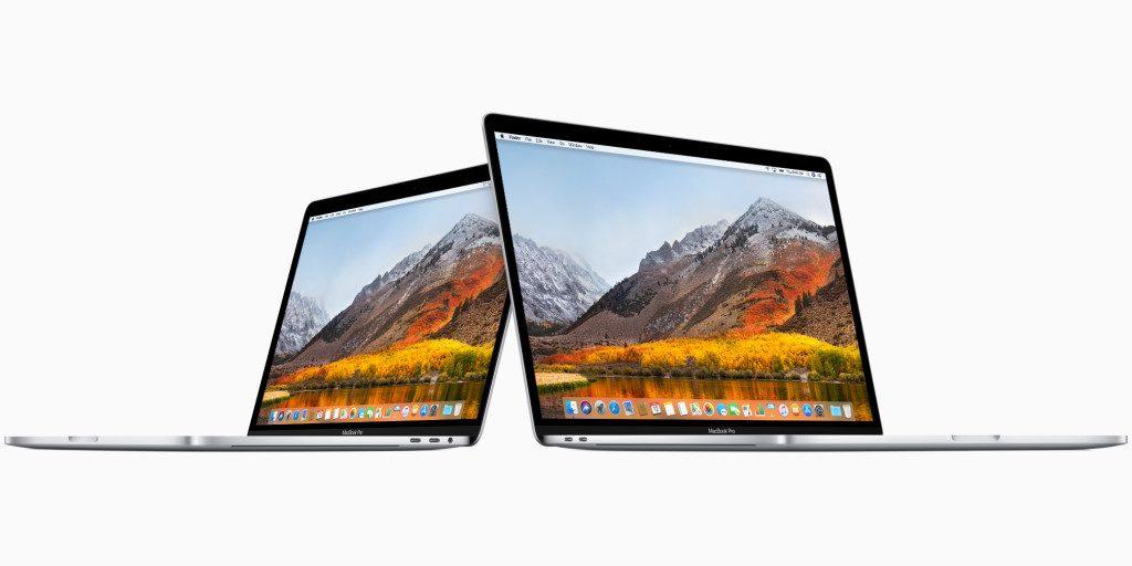 Apple выпустила MacBook Pro с новой клавиатурой и процессорами Core i9