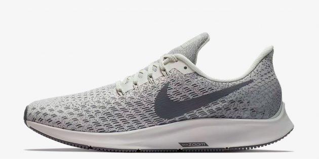 276df12d Вставки Nike Zoom Air в подошве модели отвечают за амортизацию и возврат  энергии: после каждого шага кроссовки пружинят, ...