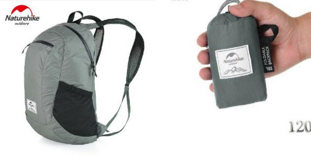 Складной рюкзак