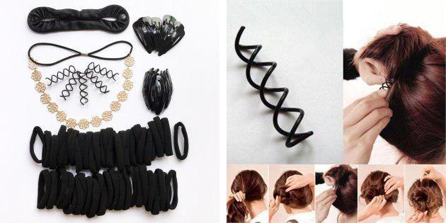 Комплект аксессуаров для волос