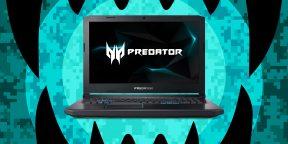 В России начались продажи Predator Helios 500 — ноутбука для 4K-гейминга с Core i9 и GTX 1070