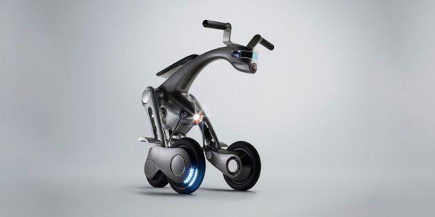 Новый робот CanguRo