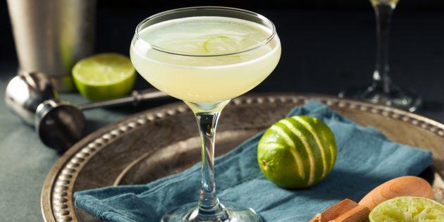 рецепты алкогольных коктейлей: Гимлет