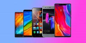 20 отличных китайских смартфонов с AliExpress и GearBest