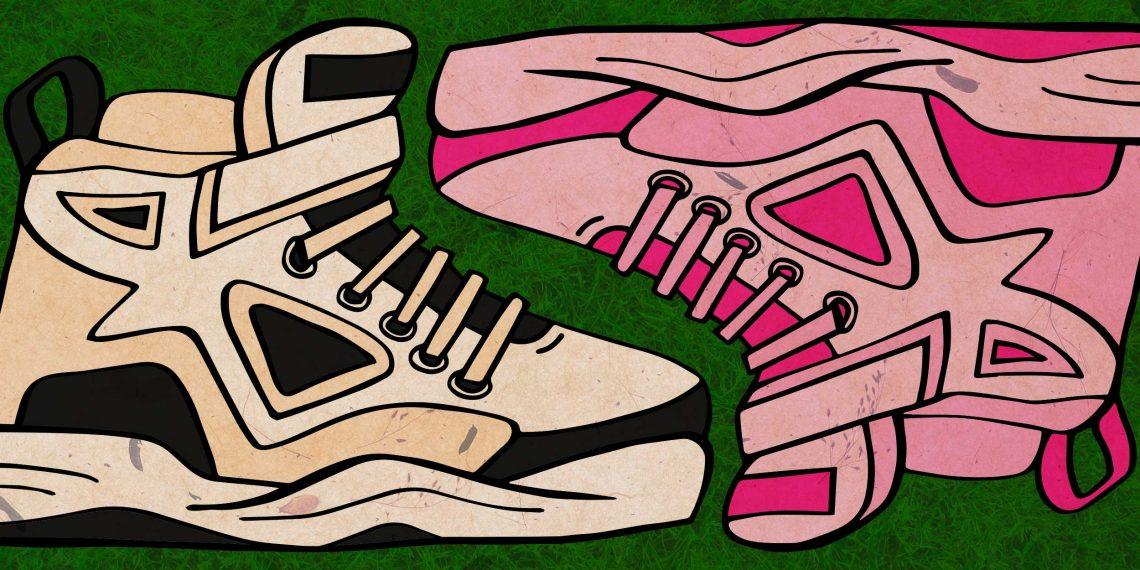 6 советов для тех, кто не расстаётся с кроссовками даже летом ...