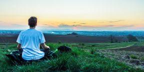 Быть наедине с собой — самый важный навык, который мы потеряли