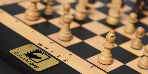 Умные шахматы Square Off