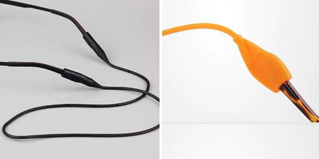 100крутых вещей дешевле 100рублей: резинка для очков