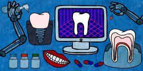 Какие технологии изменят наши представления о визите к стоматологу