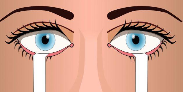 Синдром сухого глаза: 7 причин и способы лечения