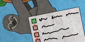 Listify для iOS — простые и приятные списки задач с удобным управлением