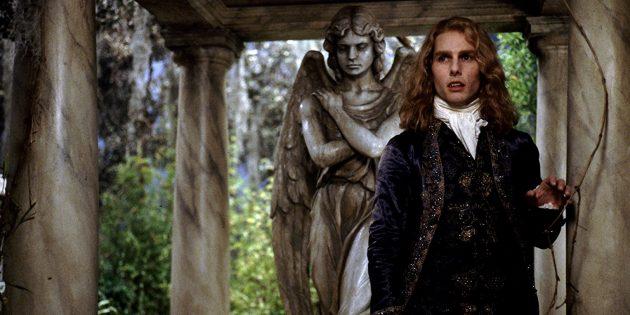 Фильмы с Томом Крузом: Интервью с вампиром