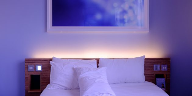 Как оформить спальню