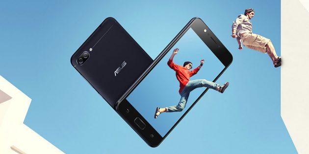 Смартфон ZenFone 4 Max