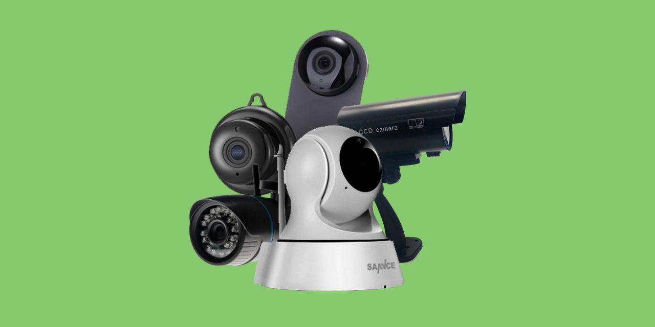 10 лучших IP-камер с AliExpress для домашнего видеонаблюдения