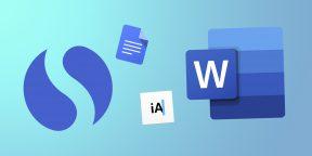 10 отличных текстовых редакторов для разных платформ