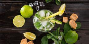 11 рецептов мохито: от классики к экспериментам