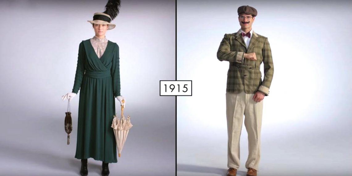 c5c0f65a61c2 Как менялась мода за последние 100 лет - Лайфхакер