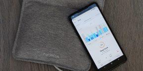 Штука дня: сенсорная панель Nokia для улучшения качества сна
