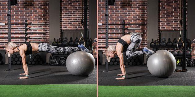 3 лучших упражнения для нижнего пресса