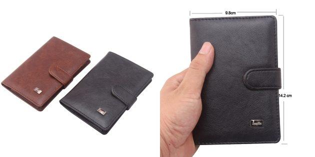 Находки AliExpress дешевле 300 рублей: чёрная футболка, обложка для паспорта, электронная зажигалка